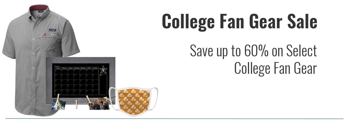 College Sale