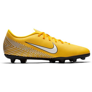 Men's Nike Vapor 12 Club Soccer Cleat (Amarillo)