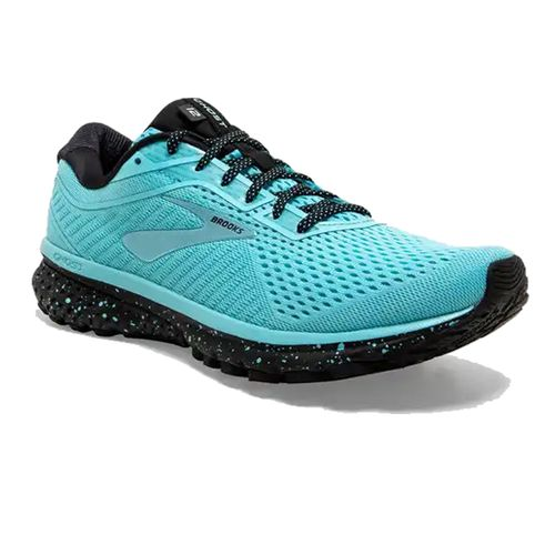 Women's Brooks Ghost 12 (Blue/Radiance)