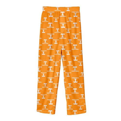 Kid's Tennessee Volunteers Pajama Pant (Orange)