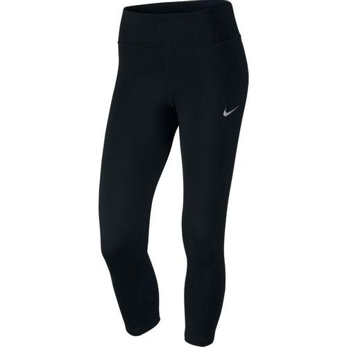 Women's Nike Power Essential Running Crop Pant (Black)