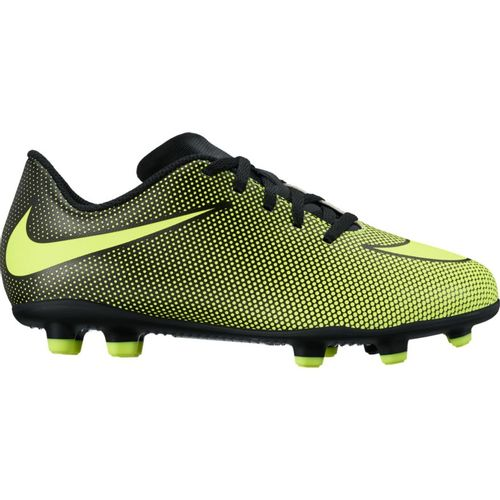 Pre School Nike Junior Bravata 2 (Black/Volt)