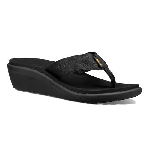 Women's Teva Voya Wedge Sandal (Motif Blackout)
