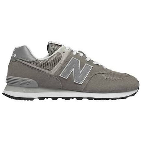 Men's New Balance 574 (Grey/White)
