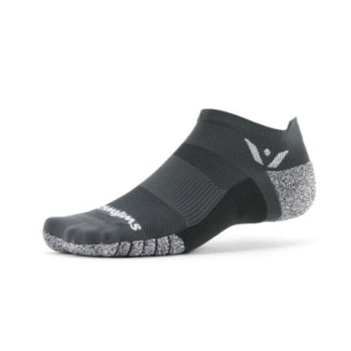 Swiftwick Flite XT No Show Sock (Grey)