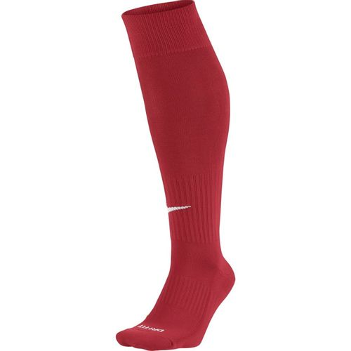 Nike Academy Over the Calf Soccer Socks (Varsity Red)