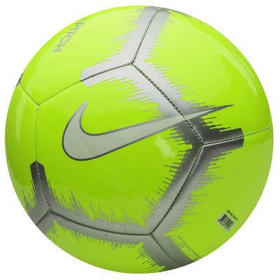 Nike Pitch Soccer Ball (Volt/Chrome)