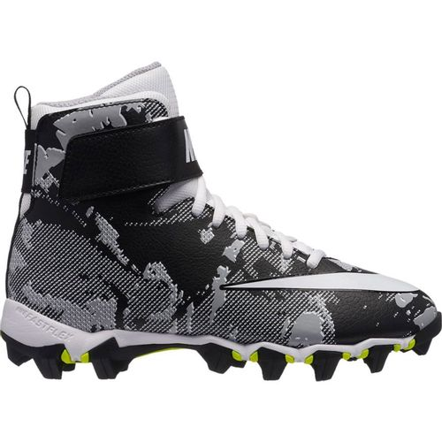 Grade School Nike Force Savage Shark (Black)