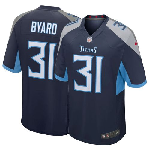 Men's Nike Tennessee Titans Kevin Byard Home Jersey (Navy)