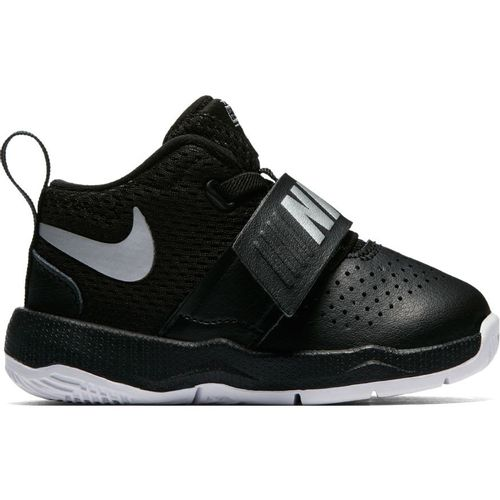 Toddler Nike Team Hustle 8 (Black)