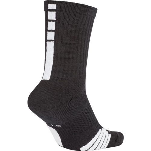 Nike Elite Crew Sock (Black/White)
