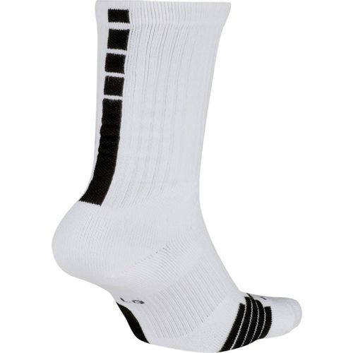 Nike Elite Crew Sock (White/Black)