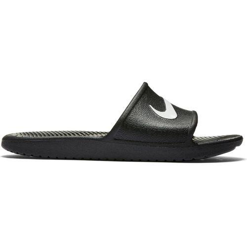 Men's Nike Kawa Shower Slide Sandal (Black)