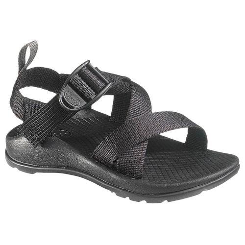 Kid's Chaco Z/1 Sandal (Black)