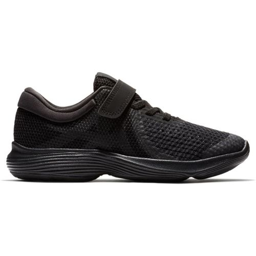 Pre School Nike Revolution 4 (Black/Black)