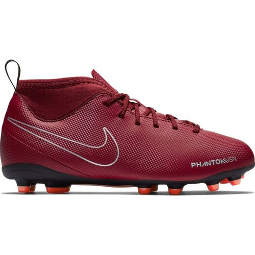 Grade School Nike Phantom Vision Club Soccer Cleat (Team Red)