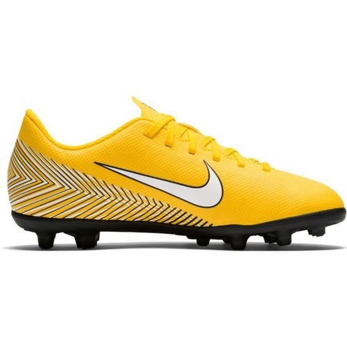 Grade School Nike Neymar Vapor 12 Club Soccer Cleat (Amarillo)