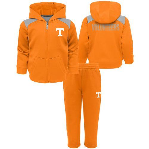 Toddler Tennessee Volunteers Play Action Hoodie and Pant Set (Orange)