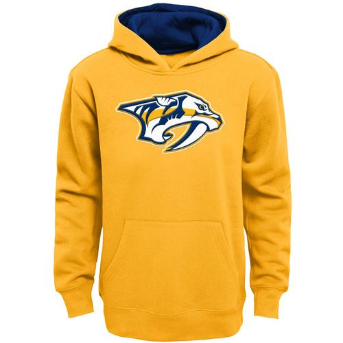 Youth Nashville Predators Prime Hoodie (Gold)