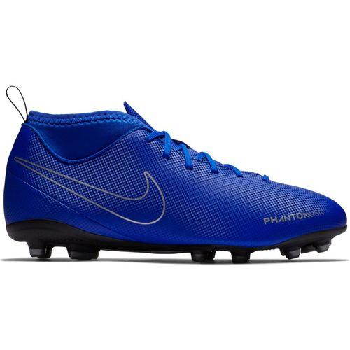 Pre School Nike Phantom Vision Club Soccer Cleat (Racer Blue)