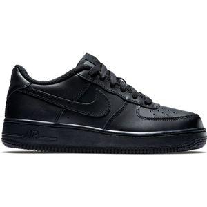 Grade School Nike Air Force 1 (Black)