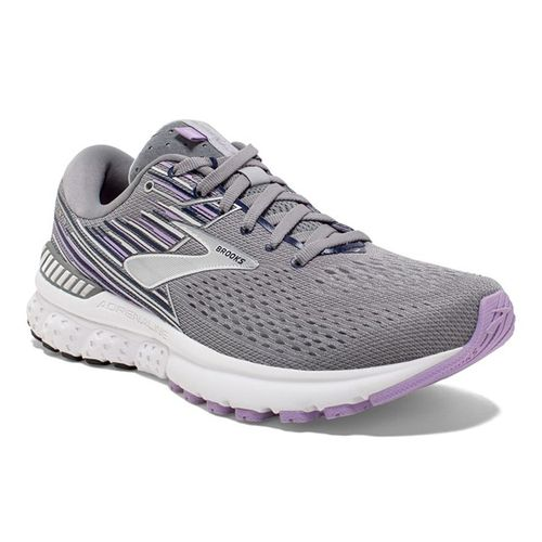 Women's Brooks Adrenaline GTS 19 Wide (Grey)