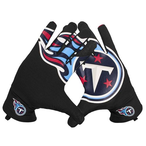 Men's Nike Tennessee Titans Sphere Fan Gloves