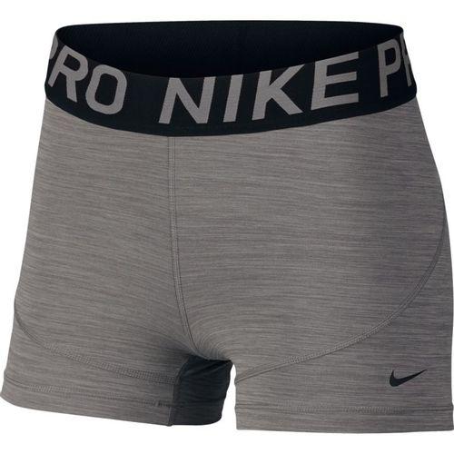 """Women's Nike Breathable 3"""" Pro Short (Gun Smoke)"""