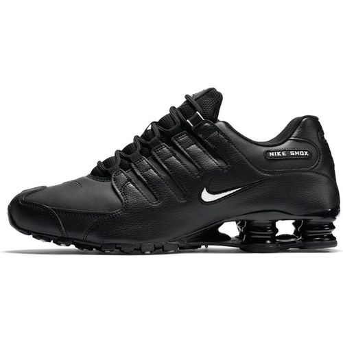 Men's Nike Shox NZ EU (Black)