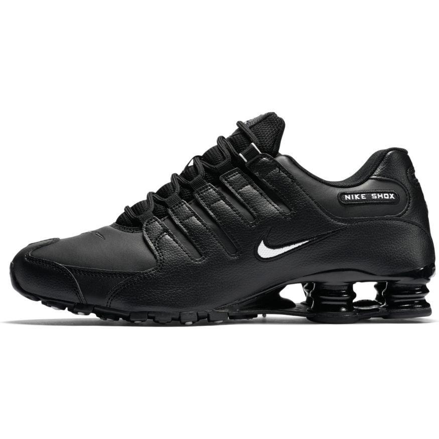 Men's Nike Shox NZ EU (Black) | Shoes