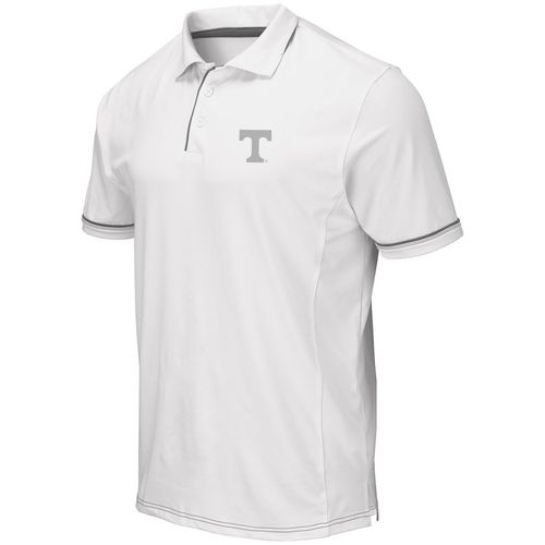 Men's Colosseum Tennessee Volunteers Iceland Polo (White)