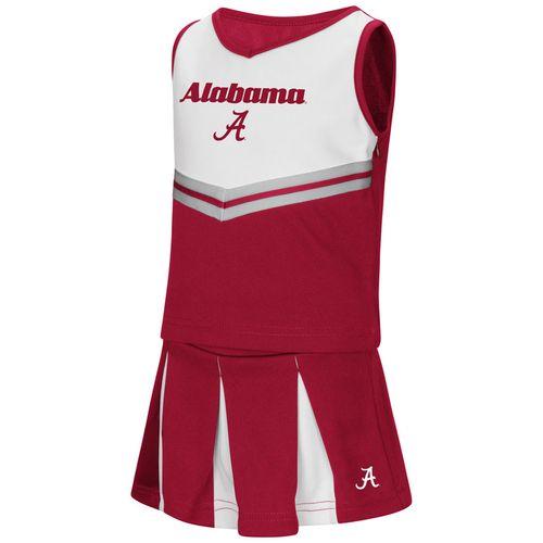 Toddler Alabama Crimson Tide Pom Pom Cheer Set (Crimson)