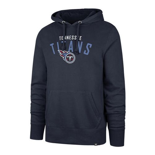 '47 Brand Men's Tennessee Titans Outrush Fleece Sweatshirt (Navy)