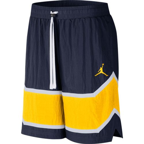 Men's Nike Michigan Wolverines Throwback Short (Navy)