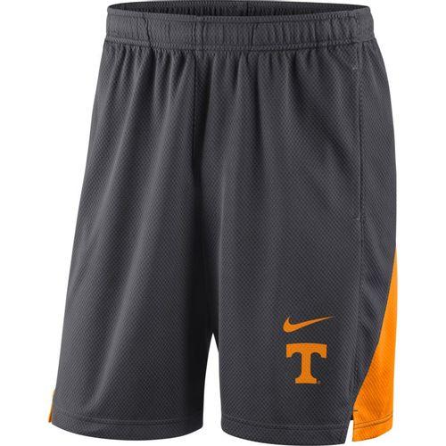 Men's Nike Tennessee Volunteers Franchise Short (Anthracite/Orange)