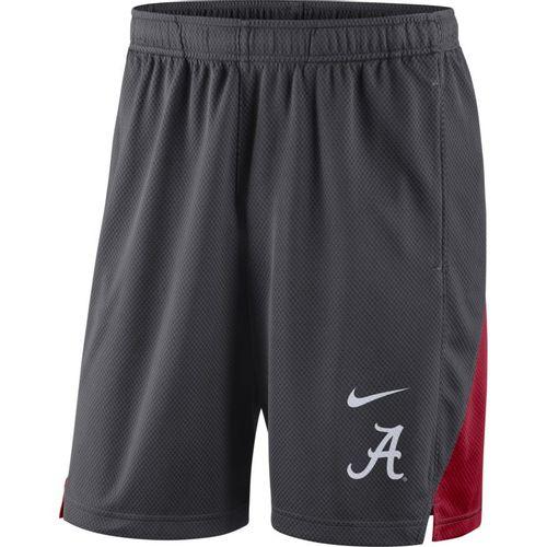 Men's Nike Alabama Crimson Tide Franchise Short (Anthracite/Crimson)