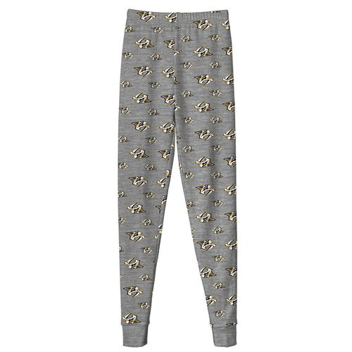 Youth Nashville Predators Pajama Pant (Heather)