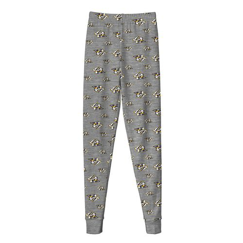 Kid's Nashville Predators Pajama Pant (Heather)