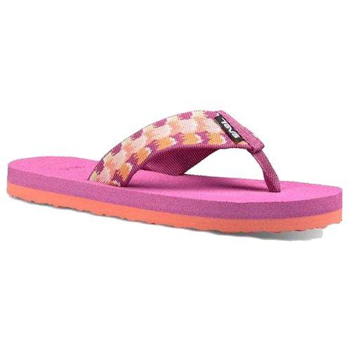 Grade School Mush II Sandal (Rhia Pink)