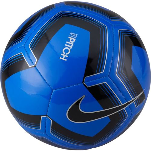 Nike Pitch Training Soccer Ball (Racer Blue)