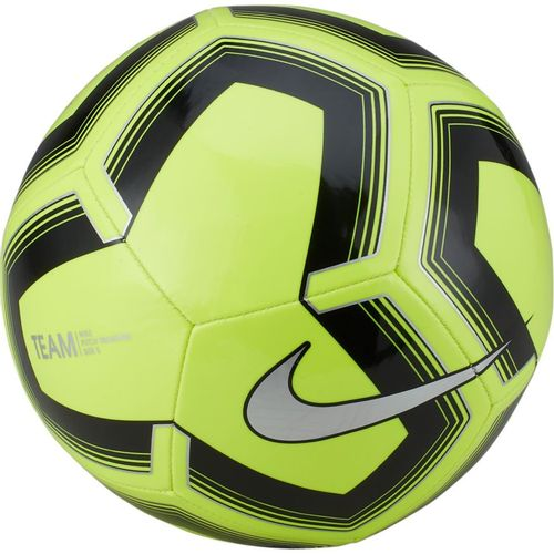 Nike Pitch Training Soccer Ball (Volt/Black)