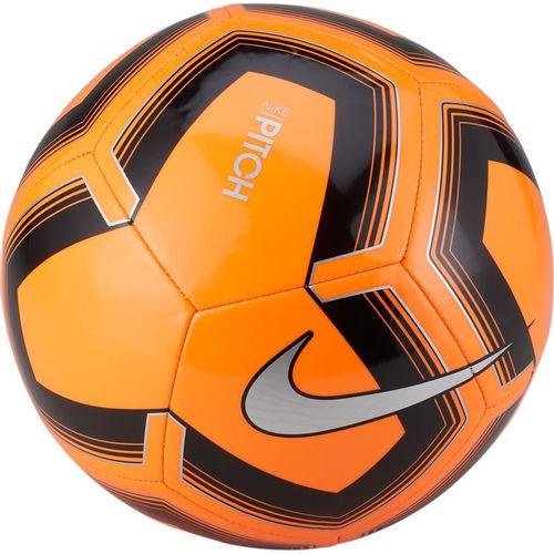Nike Pitch Training Soccer Ball (Total Orange)