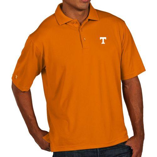 Men's Tennessee Volunteers Pique Xtra-Lite Polo (Orange)