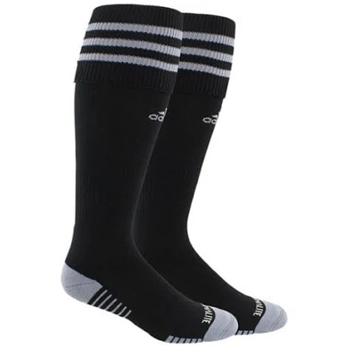 adidas Copa Zone IV Cushioned Sock (Black)
