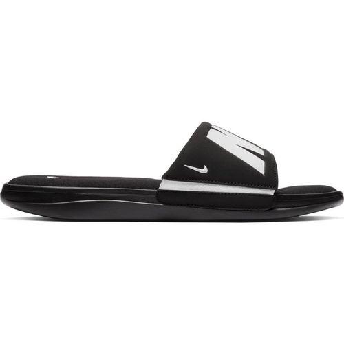 Men's Nike Ultra Comfort Slide (Black/White)