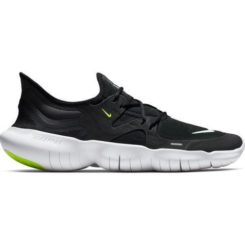 Men's Nike Free Run 5.0 (Black/White)