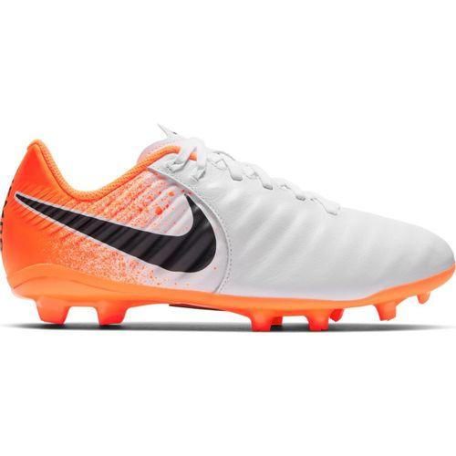 Grade School Nike Legend 7 Club Soccer Cleat (White)