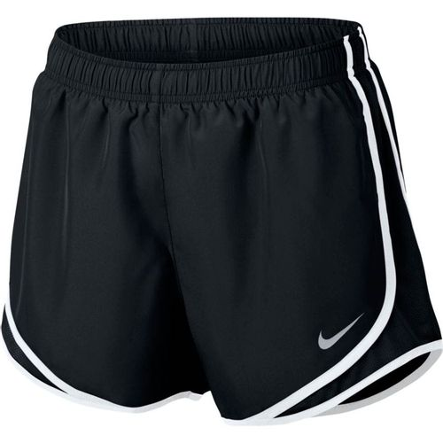 "Nike Women's 3"" Dry Tempo Running Short (Black/White)"