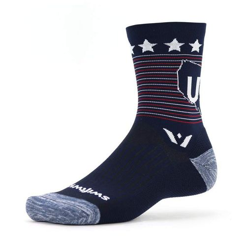 Swiftwick Vision Five USA Sock (Navy)