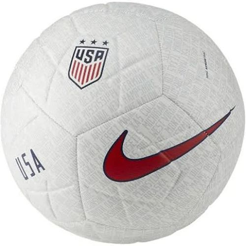 Nike USA Strike Soccer Ball (White/Red/Blue)
